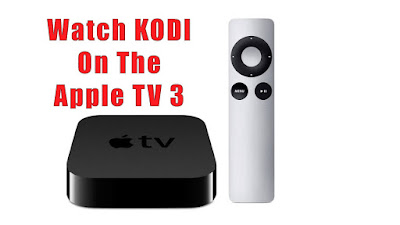 Kodi on Apple TV for third generation