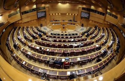 Condenado un Senador por desobediencia grave a la Policía Nacional