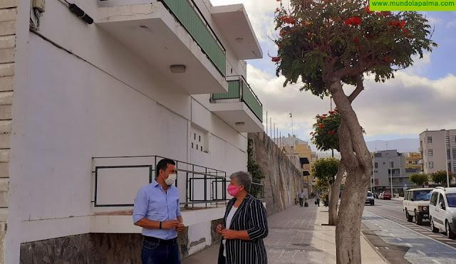 La antigua Casa de los Maestros de Los Llanos de Aridane se destinará para viviendas sociales