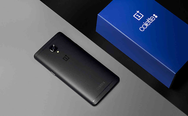 OnePlus 3T Black Collete Edisi Terbatas Siap Diluncurkan