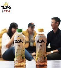 Yuzu Lemon Minuman  Yang Memiliki Banyak Manfaat