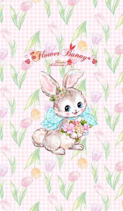 Flower lovely Bunny