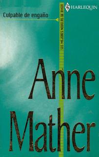 Anne Mather - Culpable De Engaño