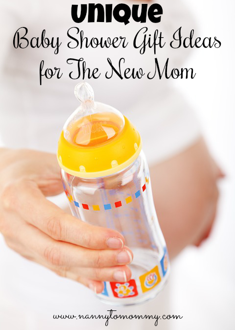 Unique Baby Shower Gift Ideas For The New Mom Nanny To Mommy