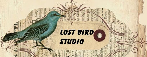 VISIT MARIE Lost Bird Studio here