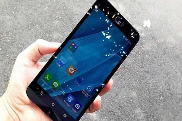 Thay mặt kính Asus Zenfone 2 chính hãng