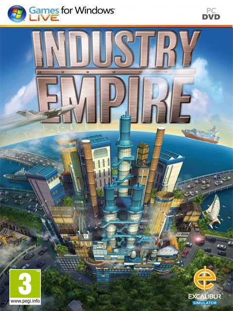 تحميل لعبة Industry Empire