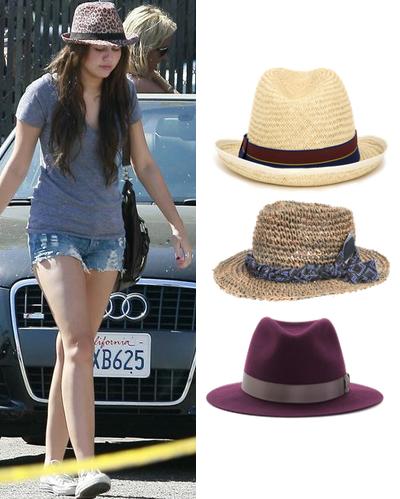 El sombrero ideal para ti serán los que tengan cualquier tipo de detalle en  la parte superior de la cabeza. Por ejemplo los que tengan cualquier tipo  de ... 56c7817d2c4