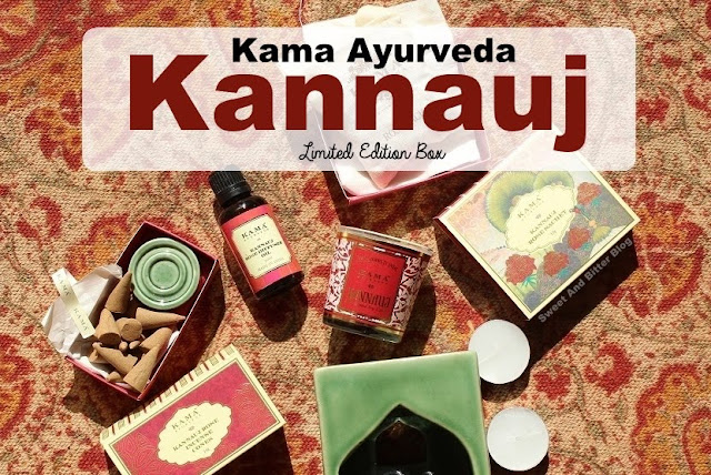 Kama Ayurveda Kannauj Rose Limited Edition Box