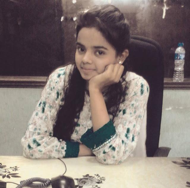 Naveen Ali Reporter at Geo News