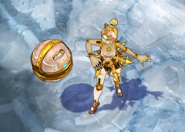 Mod Skin Orinana Golden