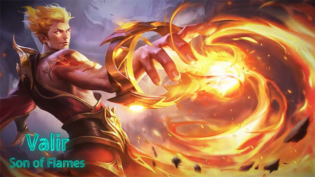 Valir Mobile Legends Wallpapers