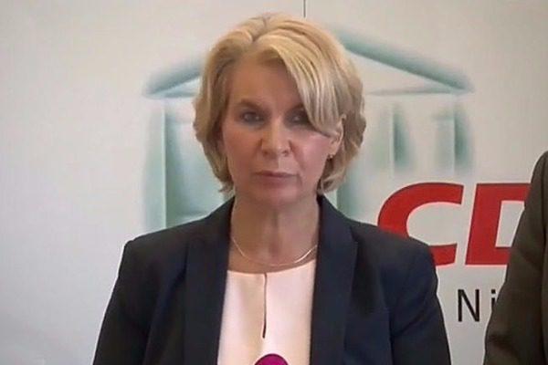 Οι Πράσινοι έρξαν την συγκυβέρνηση με το SPD στην Κάτω Σαξωνία