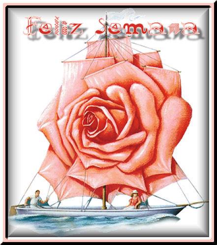 Feliz Semana rosa