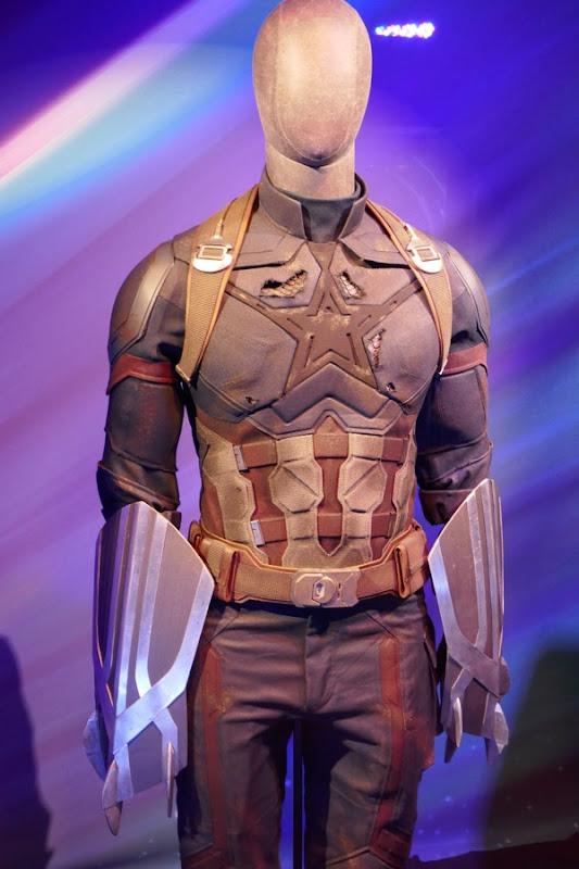 Captain America Nomad costume Avengers Infinity War