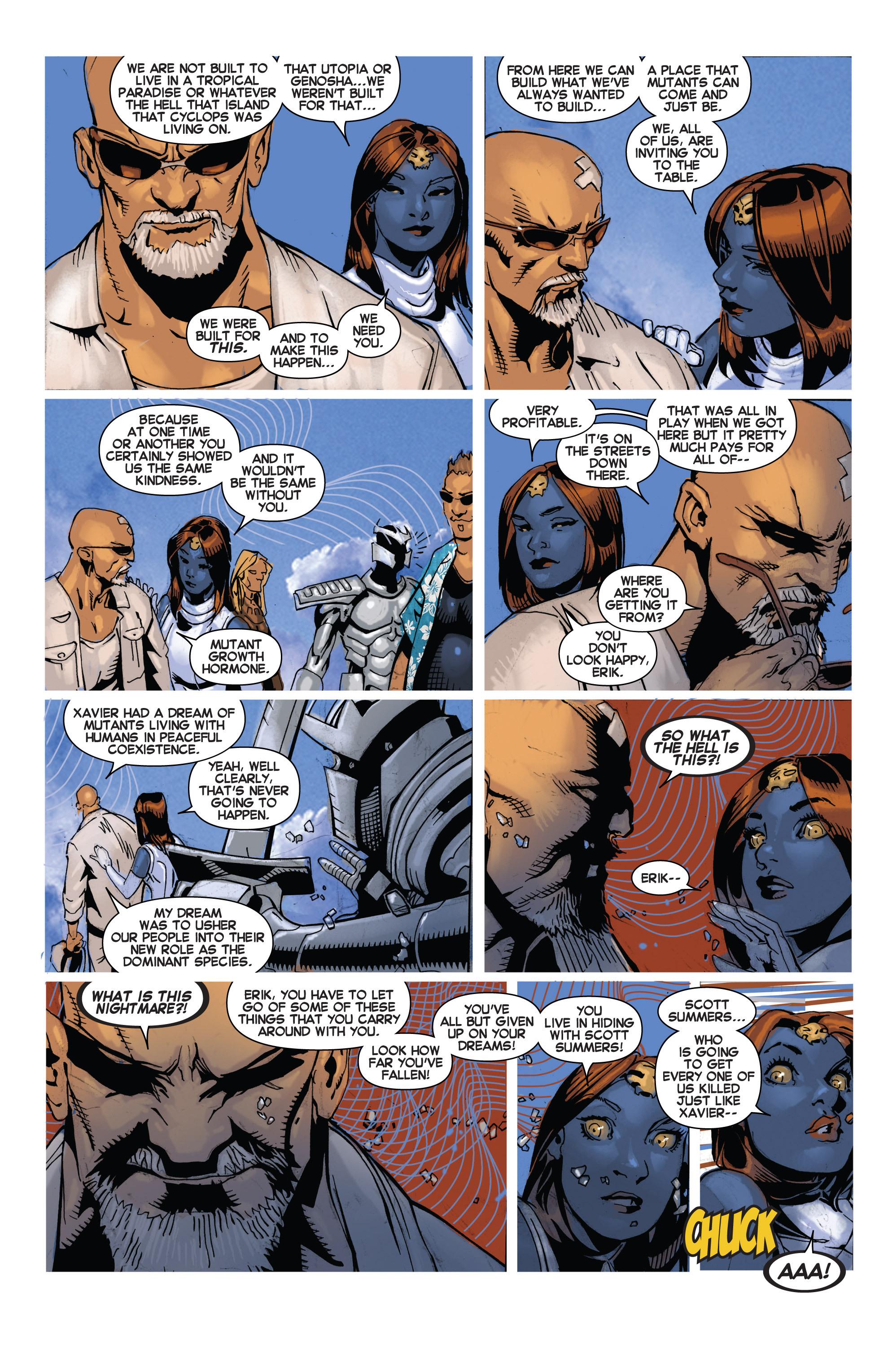 Read online Uncanny X-Men (2013) comic -  Issue #16 - 17