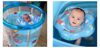 Perlengkapan Renang Untuk Bayi yang Harus Dipersiapkan