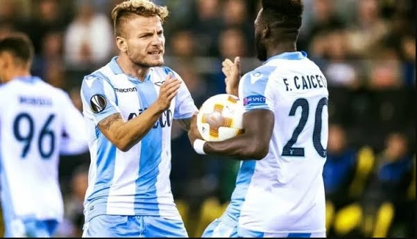 DIRETTA Lazio-Dinamo Kiev Streaming Gratis Europa League: info YouTube Facebook, dove vederla oggi
