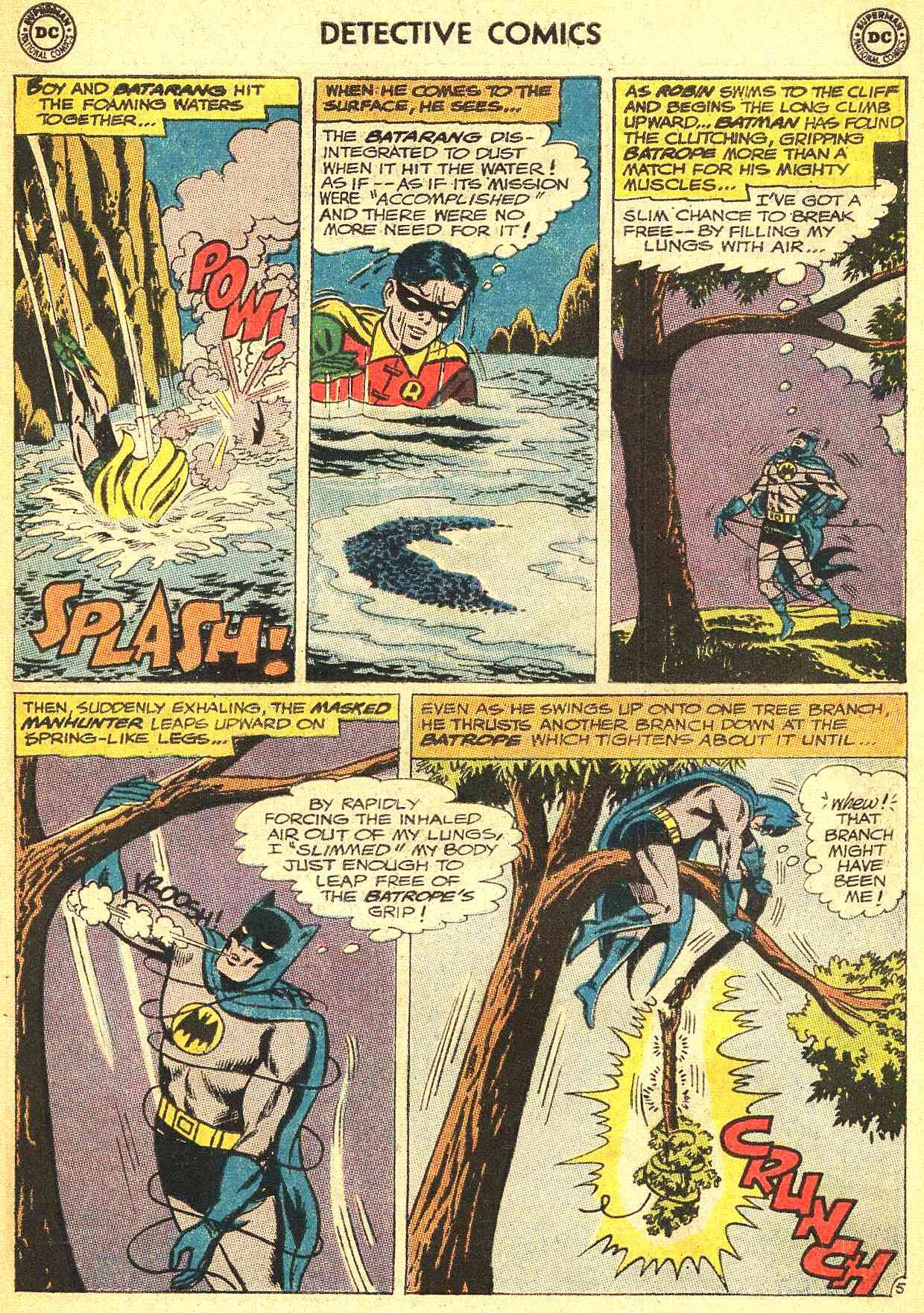 Detective Comics (1937) 340 Page 6