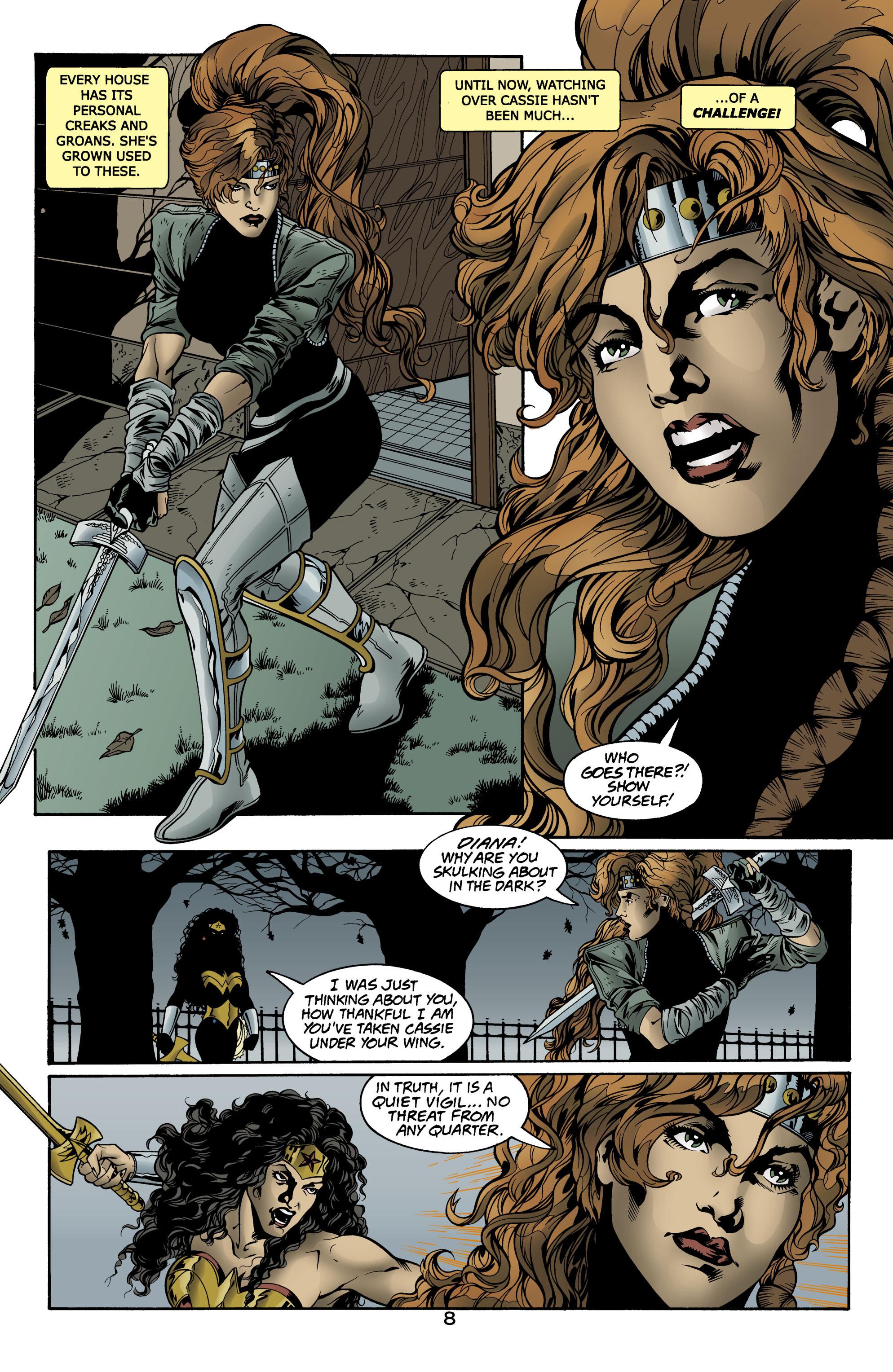 Read online Wonder Woman (1987) comic -  Issue #156 - 9