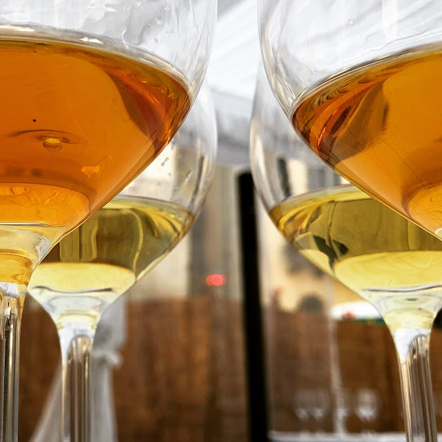 Оранжевые вина Neonila Siles Orange wines