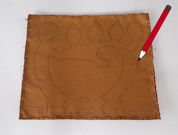 mola tutorial, mola culture, kuna culture, cuna culture, cuna arts, kuna arts, latin america arts, reverse applique, reverse applique tutorial,