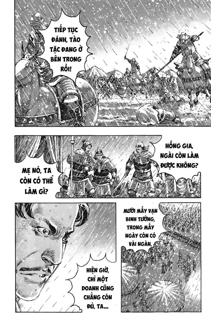 Hỏa phụng liêu nguyên Chương 440: Lợi đao Vân Trường [Remake] trang 14