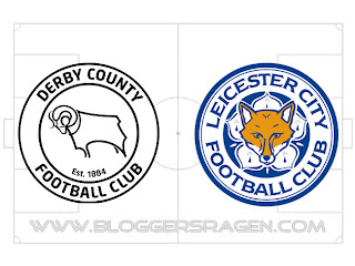 Pertandingan Leicester vs Derby