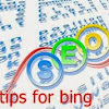 Seo Tips For Bing Dan Yahoo Search Engine