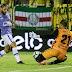Robinho se lesiona, mas Cruzeiro aproveita duas da tantas chances de gols criadas
