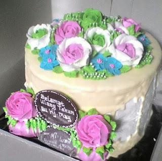 Toko kue online di padang