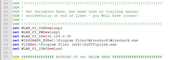 WifiNigel: WLANPiShark: Wireless Capture With a WLANPi on