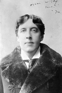 Oscar Wilde. Director of The Selfish Giant