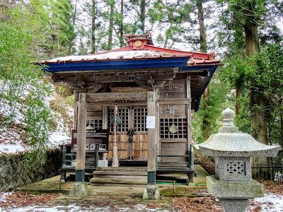 【吉方位旅行番外編】土湯温泉にある日尊堂と薬師こけし堂