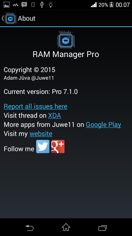 RAM Manager Pro Apk v7.1.0 Android Versi Terbaru