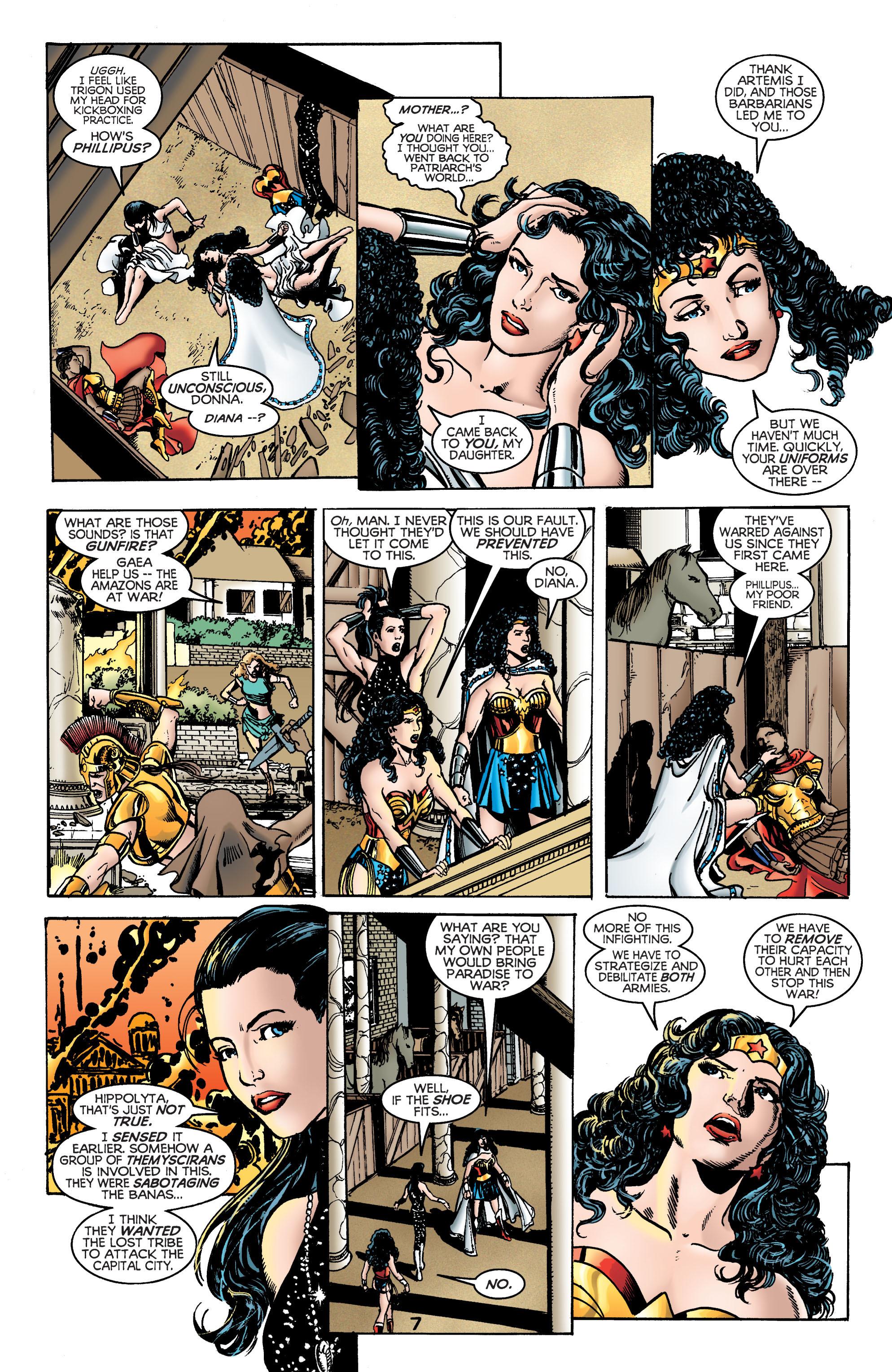 Read online Wonder Woman (1987) comic -  Issue #169 - 8