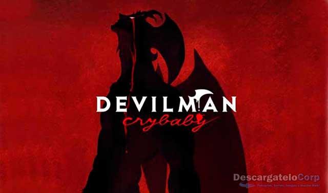 Devilman Crybaby Temporada 1 Completa HD Latino