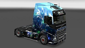 Deep Abyss skin pack All Trucks