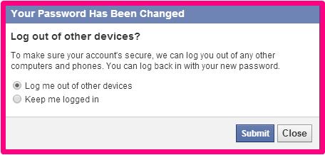 Change Password4