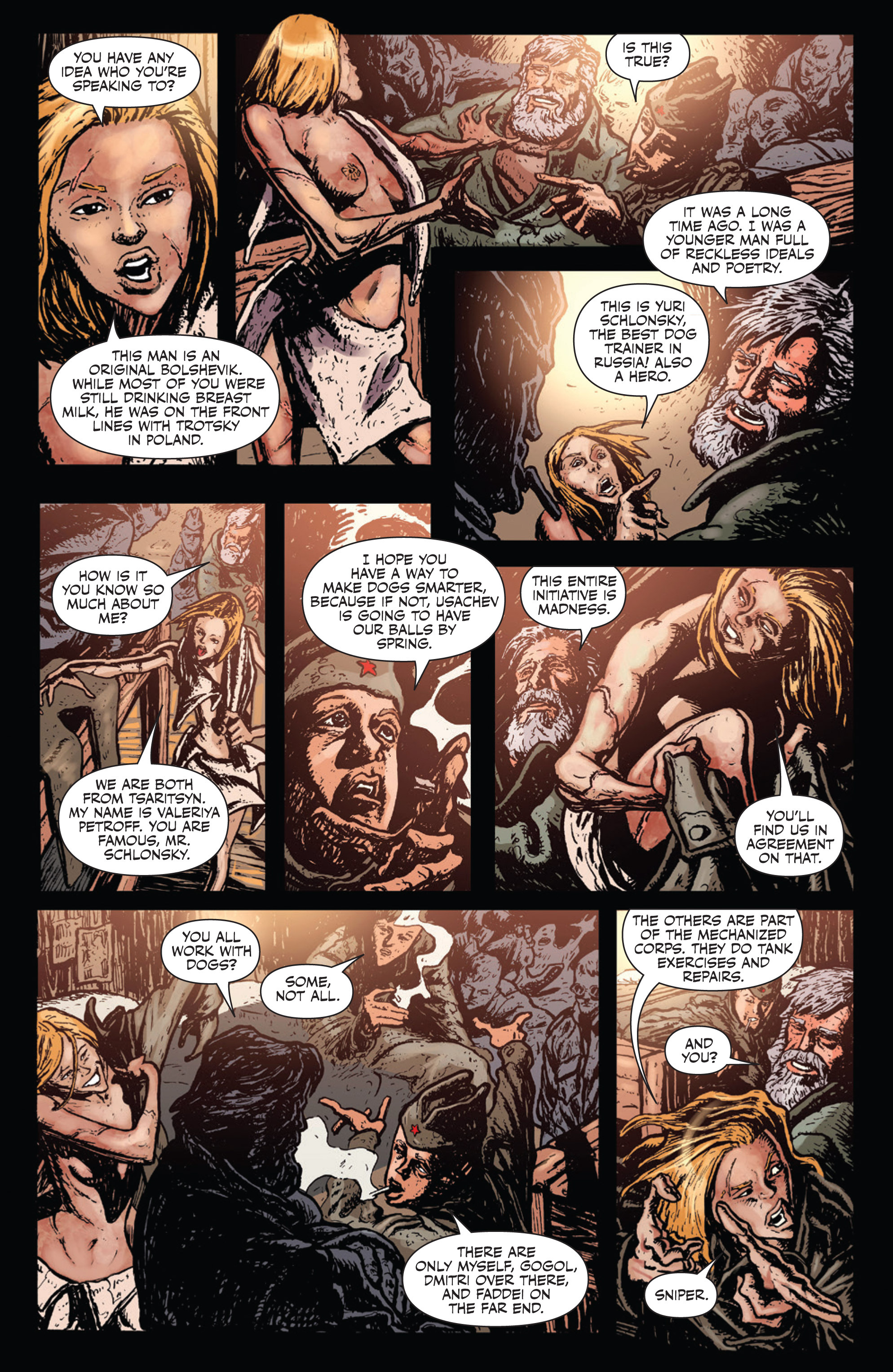 Read online Sex and Violence Vol. 2 comic -  Issue # Full - 24