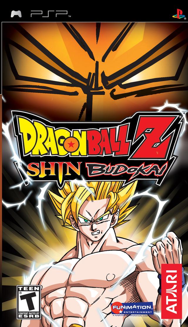 Dragon ball z the game psp