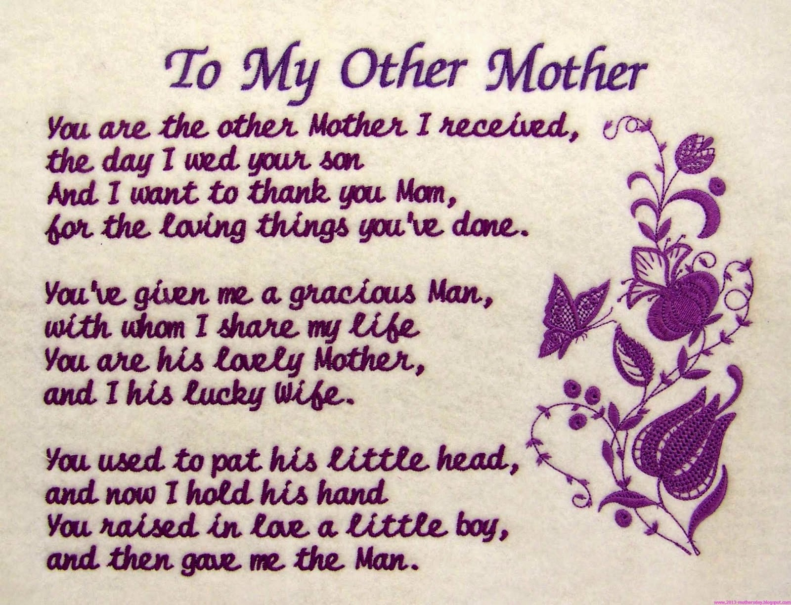 25 Most Famous Mothers Day Poems