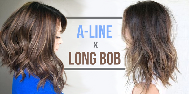 A Line Ou Long Bob Blogandinho