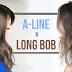 A-Line ou Long Bob?
