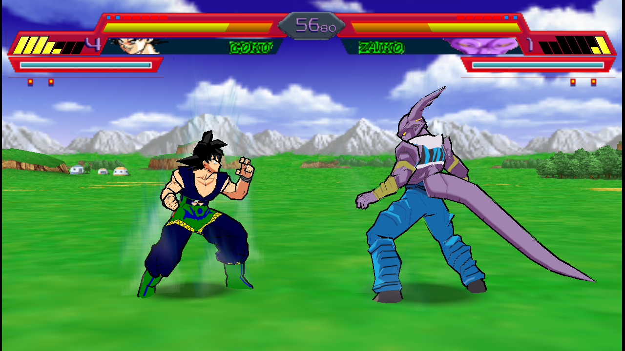 Download dragonball shin budokai 3 mod ppsspp | Dragon Ball