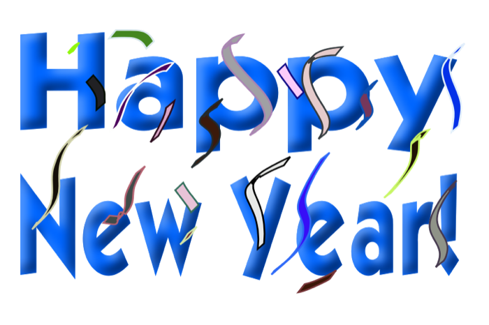 New Year 2016 ASCII Whatsapp,FB Status Wallpapers