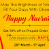 Spreading Blessings and Fun with Navratri Sale and April Fool Contest #BePranku.
