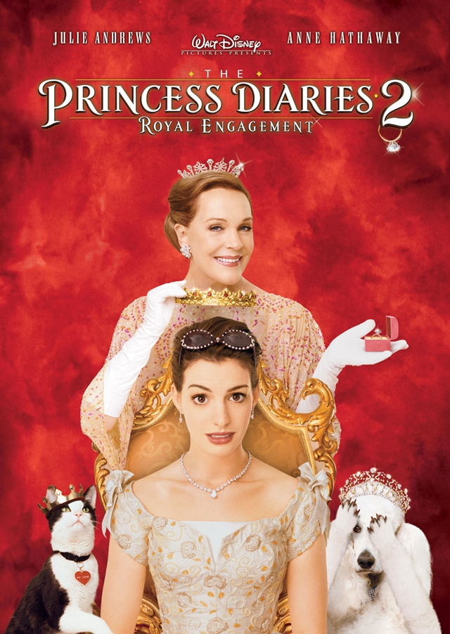 The Princess Diaries 2 Royal Engagement (2004) บันทึกรักเจ้าหญิงวุ่นลุ้นวิวาห์