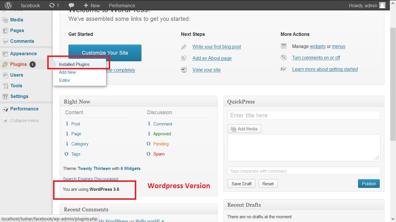Wordpress W3-Total-Cache Plugin 0 9 2 11 Persistant XSS