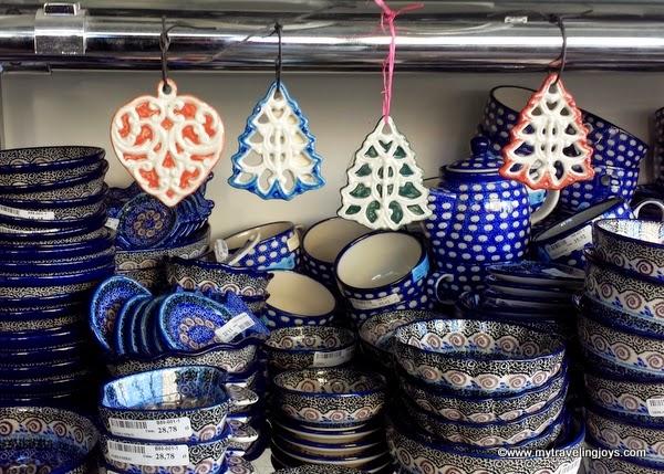 Pretty Polish Christmas Ornaments & Where to Buy in Warsaw ...